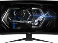 "AORUS CV27Q-SA 27"" Frameless Curved 1500R Gaming Monitor, Quad HD 1440p, 90% DCI"