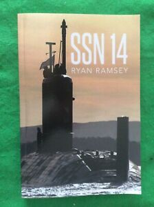 SSN 14 by Ryan Ramsey (Paperback) HMS Turbulent Royal Navy Uk Freepost