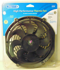 """Jayair 10"""" Reversible Cooling / Thermo Fan suit Nissan Toyota Ford Honda Holden"""