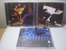The Velvet Lounge Volumes One Two Three 1 2 3 CD