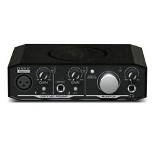 Mackie Onyx Series Artist 1-2 Audio Interface Headphone Output Direct Monitoring