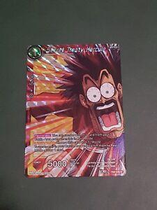Secret Treaty Hercule Dragon Ball Super Card Game