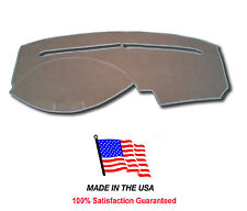 Taupe Carpet Dash Cover Compatible w/ 2000-2004 Ford Focus FO6-16.5
