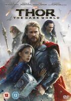 Neuf Thor - The Dark World DVD