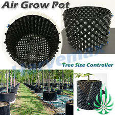 Air Grow 33L Rocket Pot 40x30cm With Solid Auto Feeding Design Base Root Control