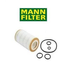 For Chrysler Crossfire Dodge Mercedes W210 Oil Filter Kit MANN-FILTER 0001802609