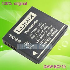 Genuine Original Panasonic DMW-BCF10PP DMW-BCF10E Battery For DE-A60 DE-A59 009E
