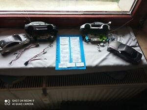 Carson xmods Lancer Evolution ALU KOMPLETT Tuning+ Nissan SkYline im Alu-Umbau