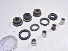 77 KAWASAKI KZ650 SEAT REAR FENDER COWL COVER MOUNT BUSHINGS & CRUSH WASHERS