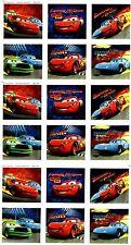 Disney 3 Sheets World of CARS Lightning McQueen Ka-Chow! Scrapbook Stickers