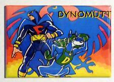 "Vintage DYNOMUTT & BLUE FALCON  Lunchbox 2"" x 3"" Fridge MAGNET"