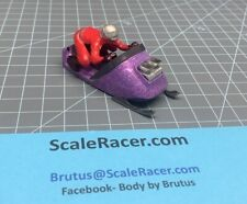 Purple Flake SnowMobile Body for Aurora Dash AW Tjet type Chassis