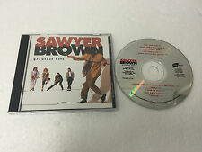 Sawyer Brown Greatest Hits 1990 CD Album Best Of MINT/NMINT D 143412 CD