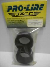 VINTAGE JACO Racing #2224  1/10 Foam Donuts PINK (old) Fronts   Free Shipping!!