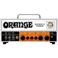Orange Amplifiers Rocker 15 Terror 15W Tube Guitar Amp Head White LN