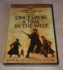 Once Upon a Time in the West Dvd 2-Disc Set Special Collectors Edition Spaghetti