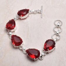 20 Gms Ab 71435 Garnet Ethnic Handmade Bracelet Jewelry