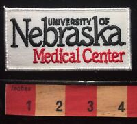 VTG MEDICAL CENTER ~ UNIVERSITY OF NEBRASKA CORNHUSKERS PATCH 65V