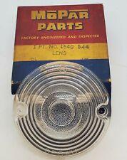 1954 Desoto Parking Light Lens NOS 1540544