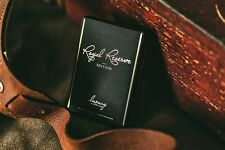 Black Royal Reserve - Private Reserve Deck <Rare Limited Edition Playing Cards>