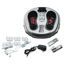 Home Electromagnetic Wave Pulse Circulation Foot Massager Reflexology Boost