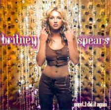 BRITNEY SPEARS - Oops!... I Did It Again (CD 2000) USA First Edition EXC