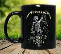 Metallica Justice for All Coffee Mug