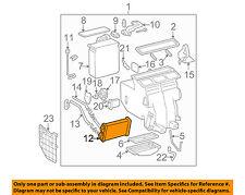 TOYOTA OEM 99-03 Camry-Hvac Heater Core 8710707010