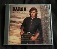 Daron Norwood by Daron Norwood (CD, Jan-1994, Giant [USA]) Promo Stamped Copy