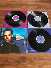 """Nick Warren Global Underground: Reykjavik  (Vinyl Mar-2003, 3x 12""""Ltd Edition"""