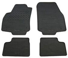 Gummi Fußmatten Set für Opel Astra H alle ab 2005- 4-teilig Gummimatten Matten