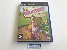 Disney Les Aventures De Porcinet - Sony PlayStation PS2 - FR - Neuf Sous Blister