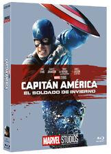 PELICULA  DISNEY  BLU-RAY  CAPITÁN AMÉRICA - EL SOLDADO DE INVIERNO - EDICIÓN...