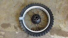 """1979 yamaha it175 enduro Y637~ rear wheel rim DID alloy 18"""""""
