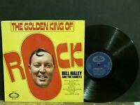 BILL HALEY The Golden King Of Rock   LP        Lovely copy  !