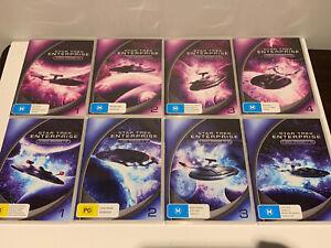 Star Trek Enterprise - DVD - Series 2 & 3 (R4) - Missing Boxes.