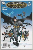 Batman Incorporated #6 :  DC Comic book