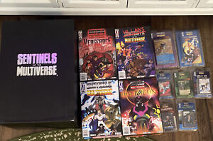 sentinels of the multiverse collection