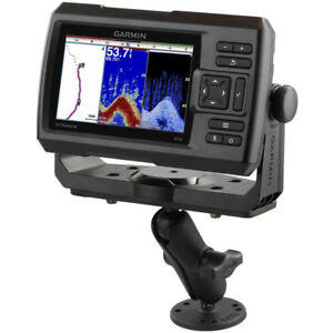 RAM Marine Mount for Gimbal Mount for Lowrence, Humminbird, Garmin, Others