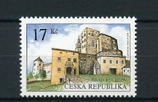 Czech Republic 2016 MNH Buchlov Castle 1v Set Buildings Castles Stamps