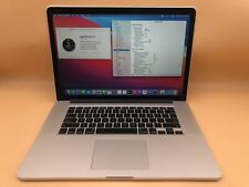 "Apple MacBook Pro 2014 A1398 15"" i7-4870HQ 2.5GHz 16GB 512GB SSD GeForce GT 750M"