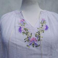Ethnic/Peasant Plus Size 100% Cotton Vintage Clothing for Women