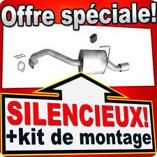 Silencieux Arriere SSANGYONG ACTYON 2.0 Xdi dés 2006 échappement W19