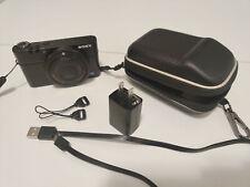 Sony Cyber-shot DSC-RX100 MK I 20.2MP Digital Camera Bundle