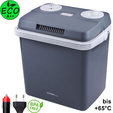 32 L Kühlbox 12V, 230V Stecker, Mini-Kühlschrank, Thermoelektrische Warmhaltebox