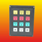 VINTAGE MEMBRANE KEYPAD 3X4 BV E42962 13-01-0020 MADE IN USA