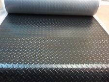 Diamond Rubber Tool Box Liner Black Heavy Duty 18 X 18 X 5 Free Shipping