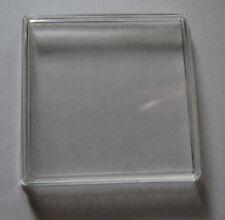 Plastic Crystal for Tag Heuer Monaco