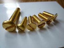 Air Arms fits with Pro Sport BRASS Replacement Stock and Trigger Guard Screws