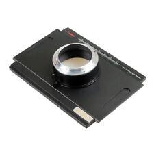 Canon DSLR Digital Back Adapter For 4x5 Camera EOS 5D 6D 7D 80D T6 9000D 60D 70D